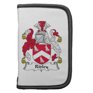Escudo de la familia de Ridley Organizador