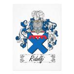 Escudo de la familia de Ridolfi Anuncios