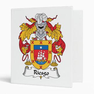 "Escudo de la familia de Riesgo Carpeta 1"""