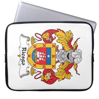 Escudo de la familia de Riesgo Fundas Ordendadores
