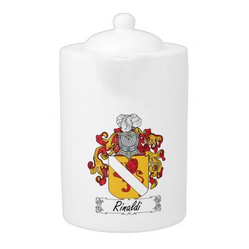 Escudo de la familia de Rinaldi
