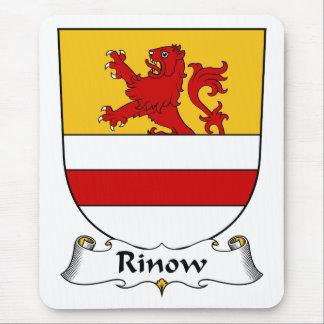 Escudo de la familia de Rinow Mousepad