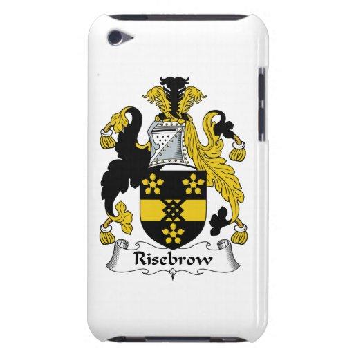 Escudo de la familia de Risebrow iPod Touch Case-Mate Cárcasas