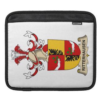 Escudo de la familia de Rittershausen Fundas Para iPads