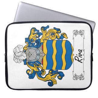 Escudo de la familia de Riva Funda Ordendadores
