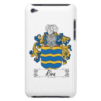Escudo de la familia de Riva iPod Touch Protector