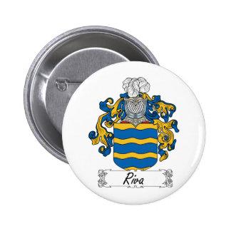 Escudo de la familia de Riva Pins
