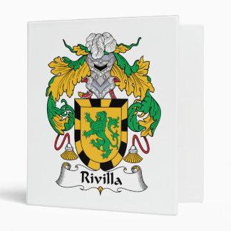 Escudo de la familia de Rivilla