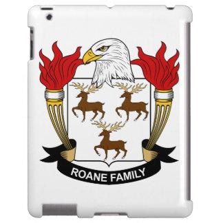 Escudo de la familia de Roane Funda Para iPad