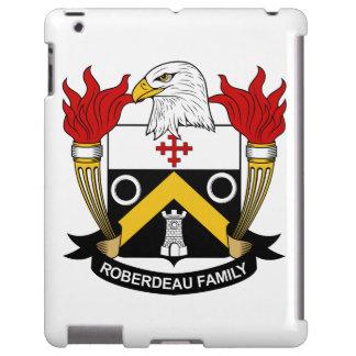 Escudo de la familia de Roberdeau