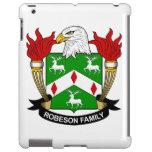 Escudo de la familia de Robeson
