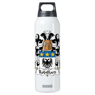 Escudo de la familia de Robillard