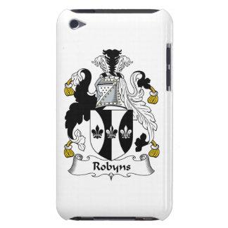 Escudo de la familia de Robyns Case-Mate iPod Touch Carcasa