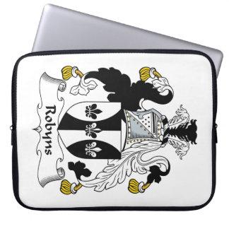 Escudo de la familia de Robyns Manga Computadora