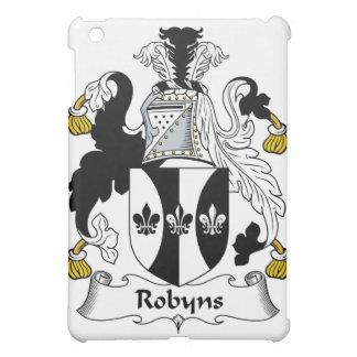 Escudo de la familia de Robyns