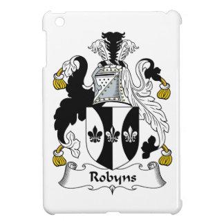 Escudo de la familia de Robyns iPad Mini Cárcasas
