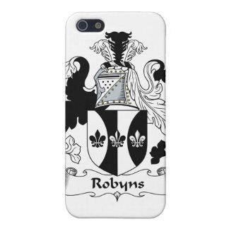 Escudo de la familia de Robyns iPhone 5 Protector