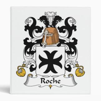 Escudo de la familia de Roche
