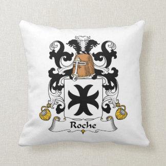 Escudo de la familia de Roche Cojines