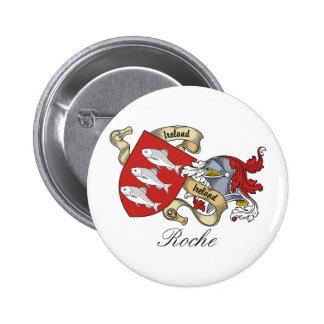 Escudo de la familia de Roche Pin