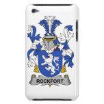 Escudo de la familia de Rockfort Case-Mate iPod Touch Cárcasa