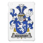 Escudo de la familia de Rockfort iPad Mini Fundas