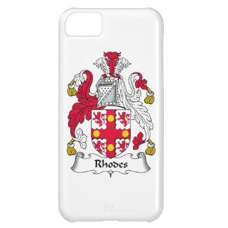 Escudo de la familia de Rodas Funda iPhone 5C