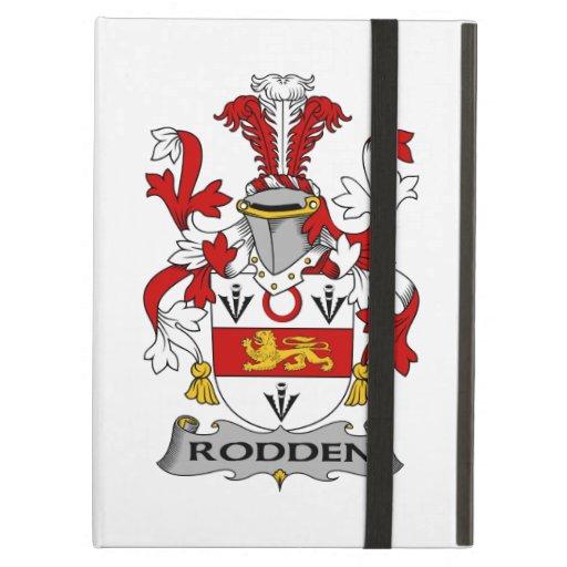 Escudo de la familia de Rodden