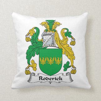 Escudo de la familia de Roderick Cojines