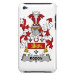Escudo de la familia de Rodon Barely There iPod Coberturas