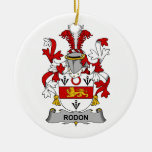 Escudo de la familia de Rodon Ornamente De Reyes