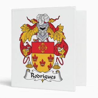 Escudo de la familia de Rodrigues