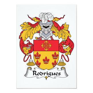 Escudo de la familia de Rodrigues Comunicado