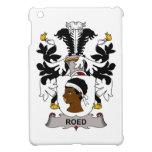 Escudo de la familia de Roed iPad Mini Coberturas