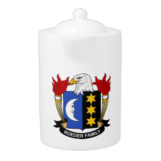 Escudo de la familia de Roeder