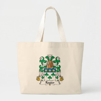 Escudo de la familia de Rogier Bolsas De Mano