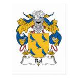 Escudo de la familia de Rol Postal