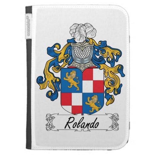 Escudo de la familia de Rolando