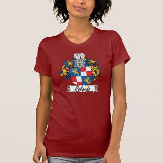 Escudo de la familia de Rolando Camiseta
