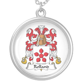 Escudo de la familia de Rolland Joyeria