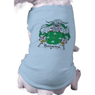 Escudo de la familia de Romeiro Prenda Mascota