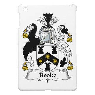 Escudo de la familia de Rooke