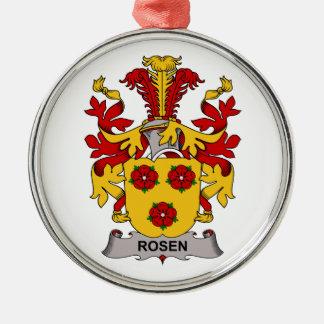 Escudo de la familia de Rosen Ornato