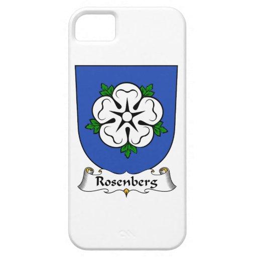Escudo de la familia de Rosenberg iPhone 5 Case-Mate Carcasa