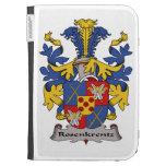 Escudo de la familia de Rosenkrentz