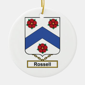 Escudo de la familia de Rossell