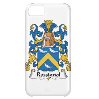 Escudo de la familia de Rossignol Funda iPhone 5C