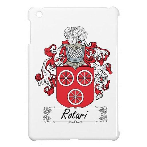 Escudo de la familia de Rotari