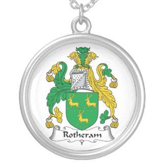 Escudo de la familia de Rotheram Collar