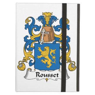 Escudo de la familia de Rousset